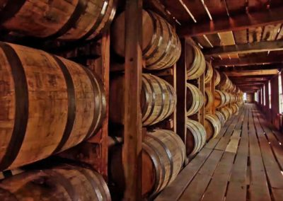 Evan Williams Barrels